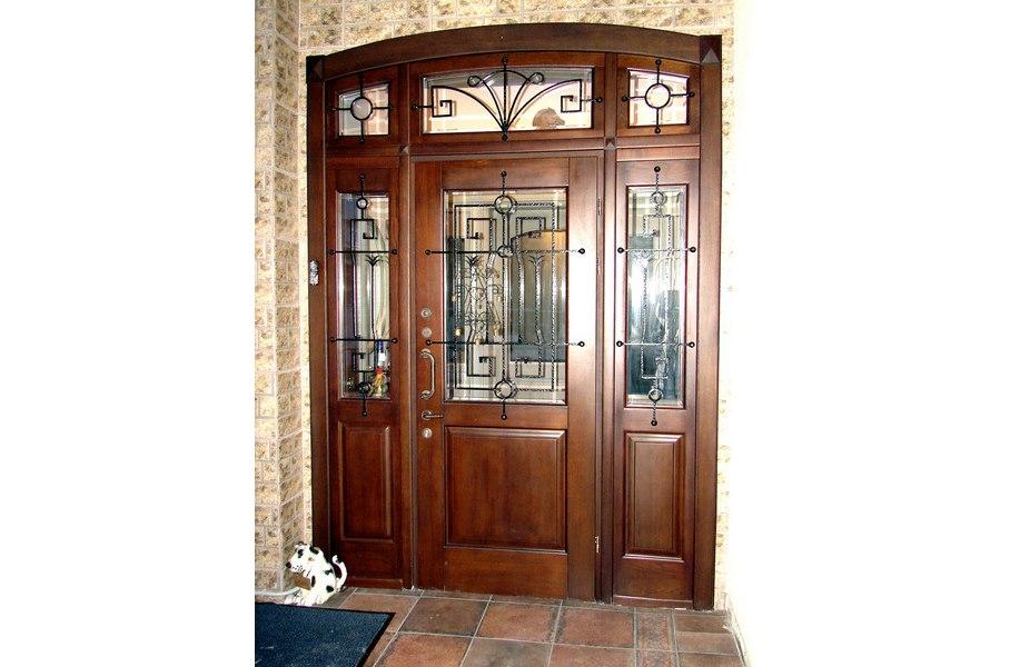 Продажа Входных Дверей с Ковкой. Цены.Заказать, Узнать Сколько Стоит в Днепропетровске
