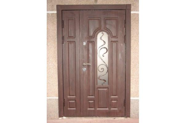 Продажа Двойных Входных Дверей. Двухстворчатые Входных Дверей. Цены. Заказать Двухстворчатую Входную Дверь. Узнать Сколько Стоит в Днепропетровске