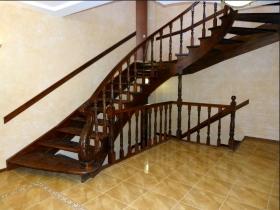 Элитные Эксклюзивные Металлические лестницы на заказ в Днепре (Днепропетровске)
