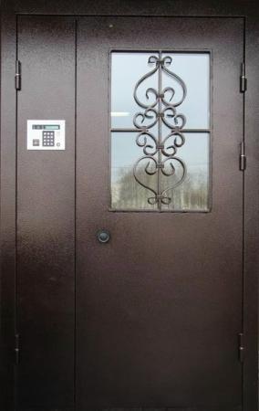 Подъездные Входные Двери. Цены. Купить под Заказ с Домофоном Входную Дверь в Подъезд. Узнать Стоимость Днепропетровск