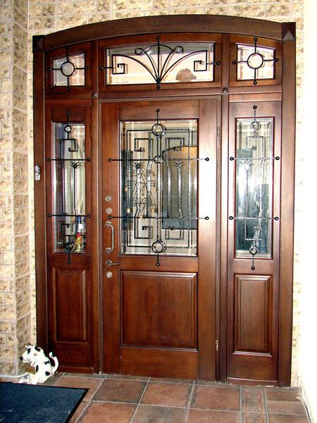Купить под Заказ Входные Двери с Кованными элементами. Цены. Узнать Стоимость Днепропетровск