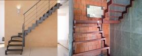 Г - образные металлические лестницы на заказ в Днепре (Днепропетровске). Каркас Г-образной лестницы