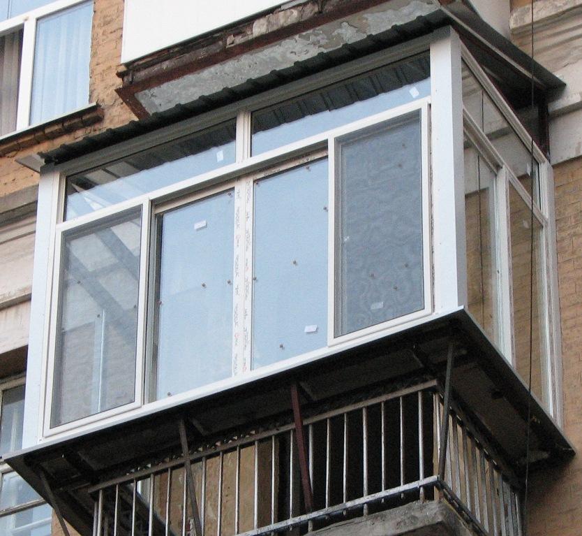 Наружная отделка балкона днепропетровск макслория ml.dp.ua -.