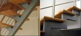 Изготовить межэтажную лестницу на металлическом каркасе под заказ по Вашим размерам в Днепре (Днепропетровске)