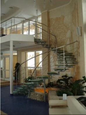 Заказать однокосоурные металлические лестницы в Днепре (Днепропетровск)