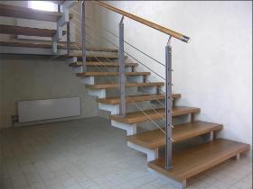 П - образные металлические лестницы на заказ по Вашим размерам в Днепре (Днепропетровск)