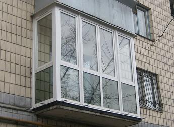 Французские балконы Днепропетровск