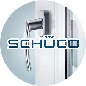 Металлопластиковые окна и двери из оконного профиля SCHÜCO (Шуко)