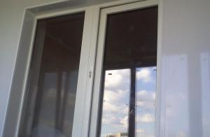 Отделка балкона цветным пластиком Днепропетровск