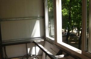 Вынос остекления вперед и внутренее утепление балкона