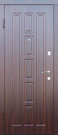 Входные двери под заказ с отделкой МДФ Винарит Днепропетровск