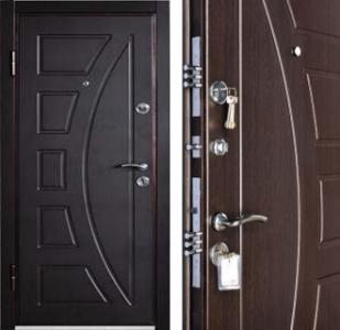 Входные металлические двери стандартных размеров Днепропетровск
