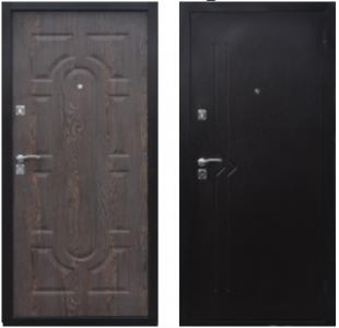 Вхідні металеві двері стандартних розмірів Дніпропетровськ