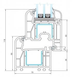 WDS 505 чертеж