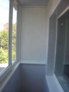 Внутренняя отделка балкона Днепропетровск