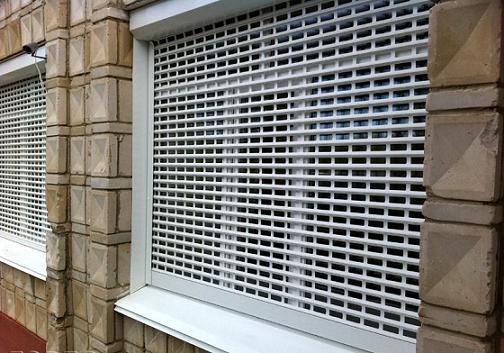 решетки роллеты на окна