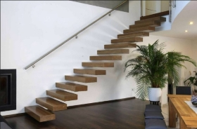 Заказать консольные металлические лестницы в Днепре (Днепропетровск)
